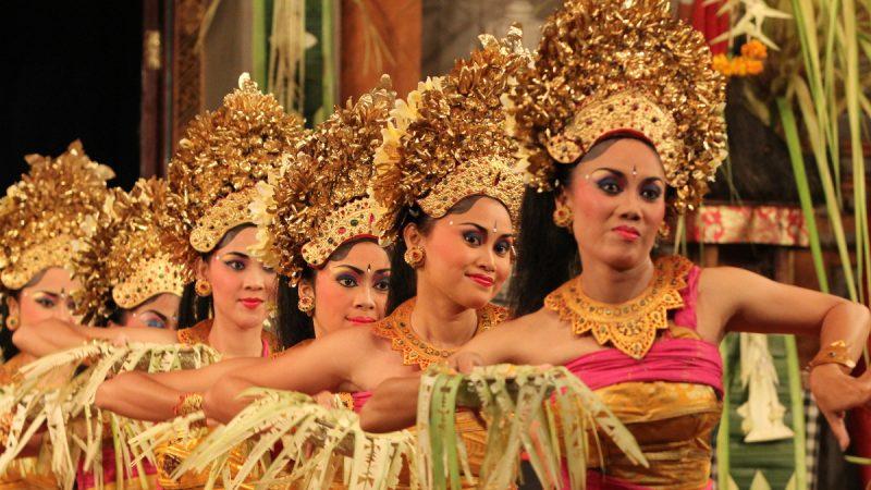 Seni Tarian Indonesia Yang Sangat Memukau di Dunia