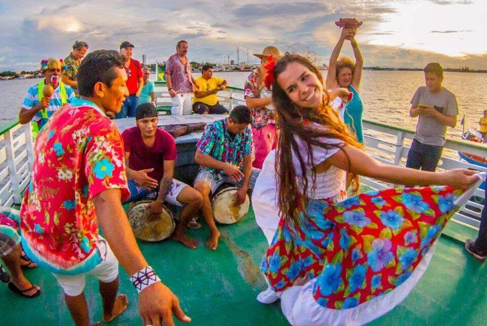 Tarian Tradisional Brasil Yang Harus Diketahui