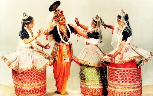 Tarian Tradisional Yang Terkenal di India Saat Ini